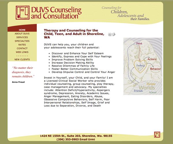 Duvs Counseling