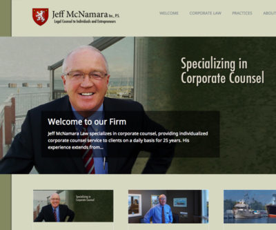 Link to Jeff McNamara Law Website